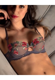 Half cup bra REVE ORCHIDEE by Lise Charmel