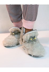 Chaussons hydratants ALASKA GREY