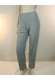 Pantalon Chiné Gris  fluide SIMPLY PERFECT - Antigel