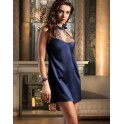 Nightie in silk and embroidery SUBLIME A DEUX by Lise Charmel