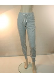 Pantalon gris chiné ESSENTIEL 180 de LE CHAT