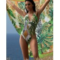 One piece FEERIE TROPICALE  by Lise Charmel beach department