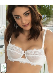 Half cup bra GUIPURE ORFEVRE by Lise Charmel