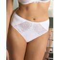 Classical deep brief GUIPURE ORFEVRE by Lise Charmel