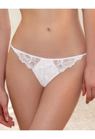 "Thin ""V"" thong  ""DRESSING FLORAL"" by Lise Charmel"