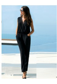 Combi-trousers AJOURAGE COUTURE by LISE CHARMEL