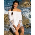 Beach dress PLAGE ET VILLE  by LISE CHARMEL
