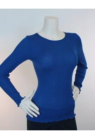 BLUE Top by OSCALITO