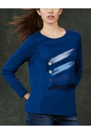 BLUE jumper by OSCALITO