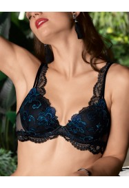 Strong foamed Push Up bra NUIT ELEGANCE by Lise Charmel