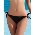 bikini blief with nodes AJOURAGE COUTURE Noir by Lise Charmel