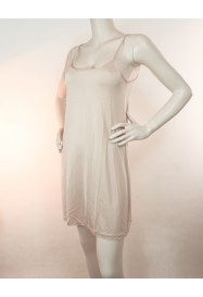 Nude nightdress  by FRALY