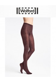 """Tights AMAZONIAN POISON """"Chateau"""" color  by Wolford"""