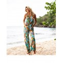 Laced up Jumpsuit JUST WING IT by Luli Fama