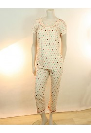 Pyjama manches courtes MICKIE 802 -  Le Chat