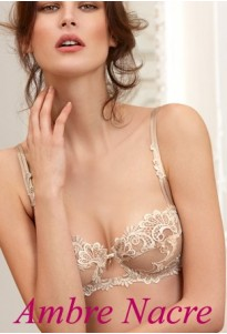 DRESSING FLORAL - Ambre by Lise Charmel